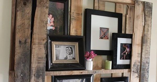 Estanter a para colgar marcos fotos for Estanteria colgar pared
