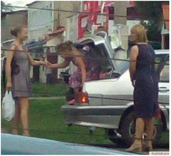 Gambar Gambar Pelik Hanya Di Russia