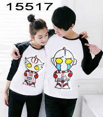 Baju Couple Lengan panjang