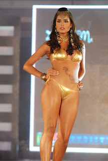Indian Models in Bikini Real hot Latest Pics Ramp Walk in Bikini