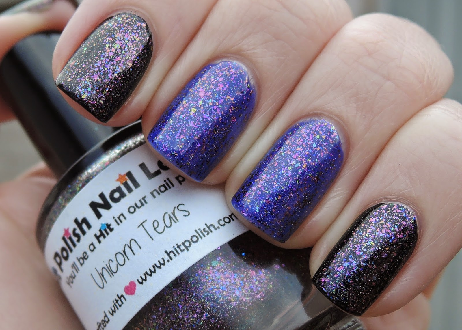 Hit Polish Nail Lacquer Unicorn Tears