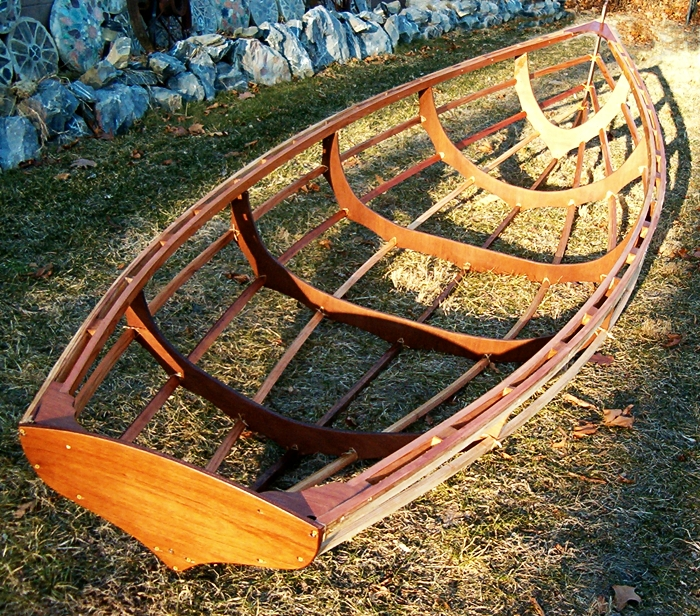 i am building this boat because i enjoy the process and learning new things so i am attempting to build this project from a building guide that dave