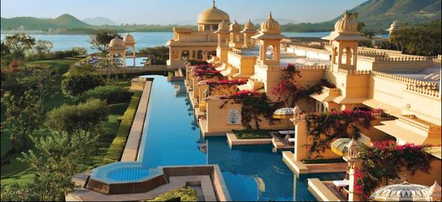vacaciones lujo india