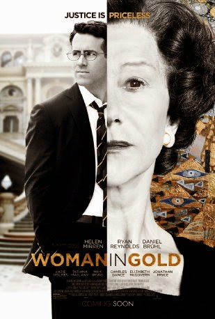 Woman in Gold Watch Online
