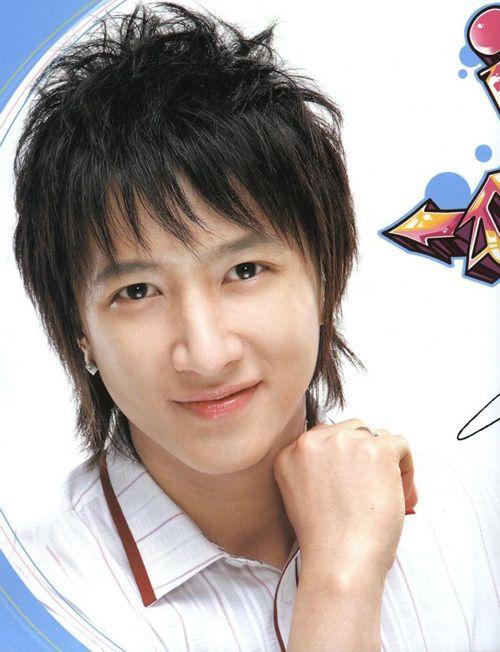 Hangeng – hankyung super junior