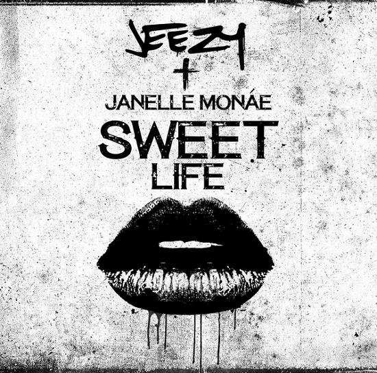Jeezy - Sweet Life (Feat. Janelle Monae)