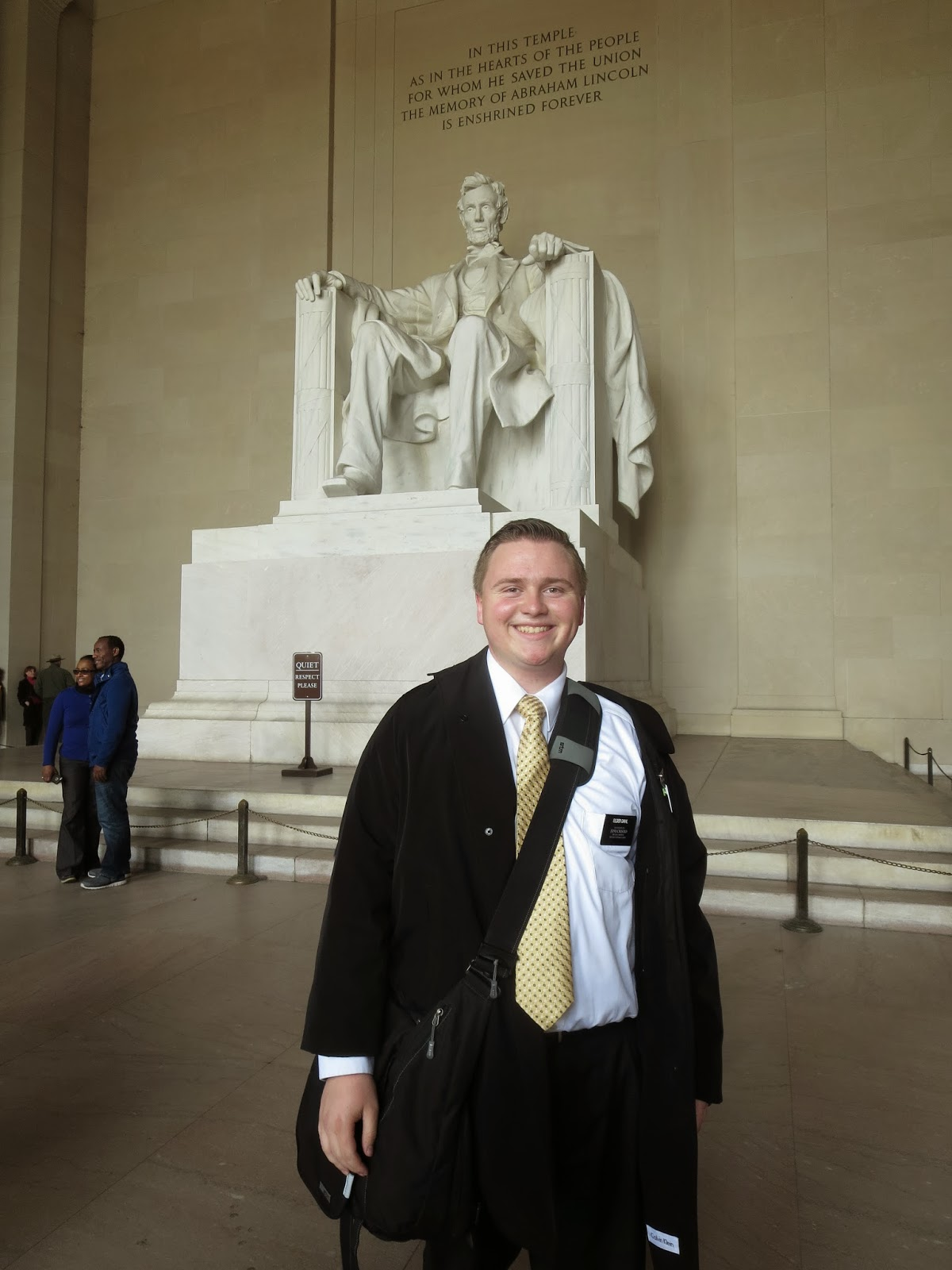 Visit Lincoln Memorial Washington DC