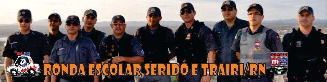 RONDA ESCOLAR SERIDÓ TRAIRI-RN