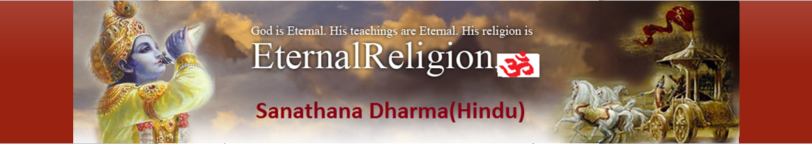 Absolute Truth of Sanathana Dharma(Hindu)