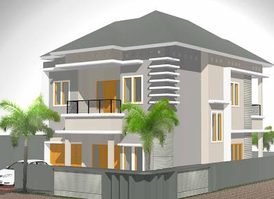 Contoh Rumah Idaman