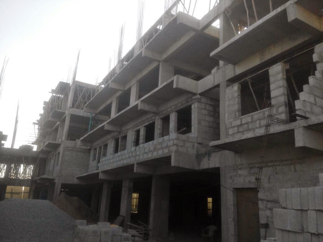 Dreamz Sneh Under Construction Apartment at Marathahalli 9