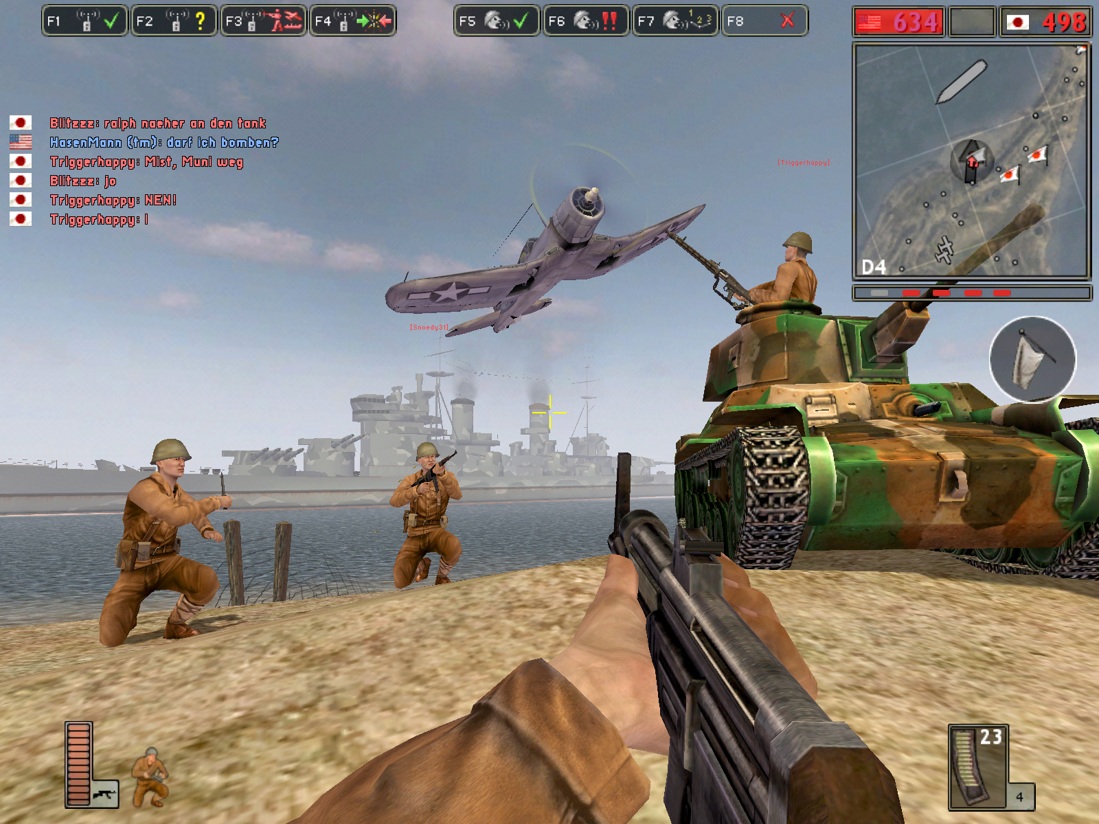 Скачать battlefield 1942 на пк