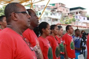 CLAP DE CIUDAD BELEN ATENDIERON A 841 FAMILIAS HOY