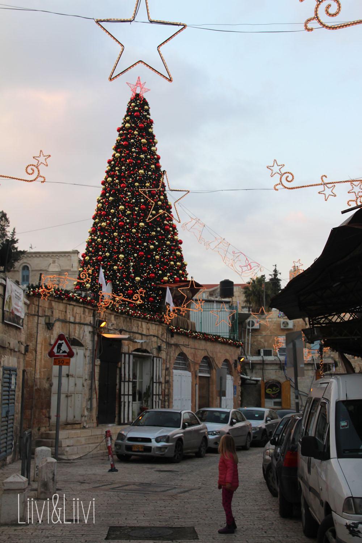 liiviundliivi weihnachten in jerusalem. Black Bedroom Furniture Sets. Home Design Ideas