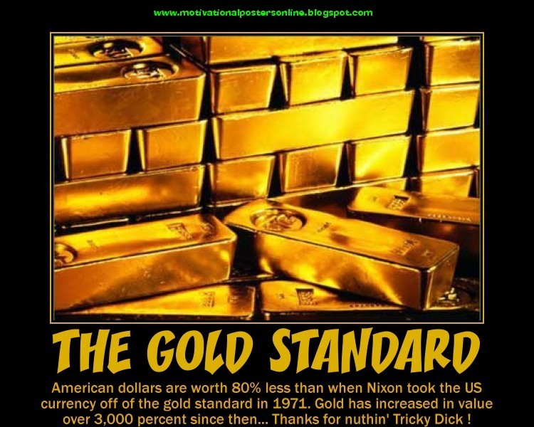 nixon and the gold standard