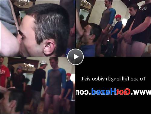 gay orgy bareback video