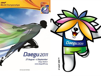 ATLETISMO-Mundial de Daegu (27/8/2011-4/9/2011)