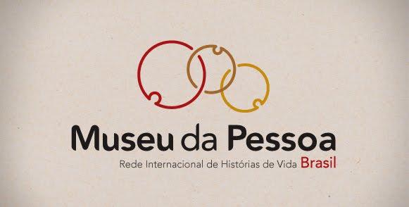MUSEU DA PESSOA - PARTICIPE, CONTE A SUA HISTÓRIA