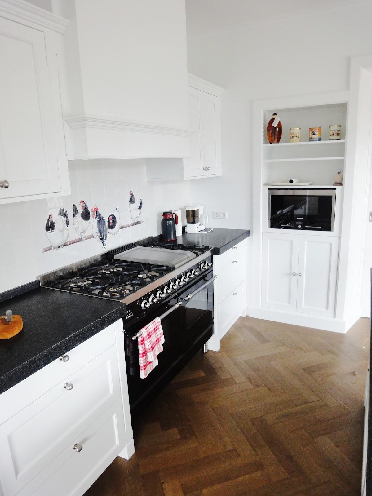 Houten keuken: Creative Kitchen Backsplash Ideas