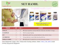 Set Ibu Hamil (Pregnancy Set)