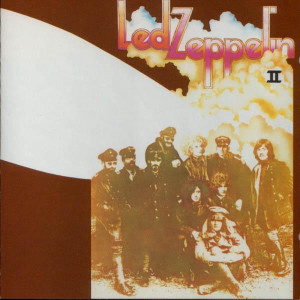Led Zeppelin Ii Album Cover Led zeppelins second album