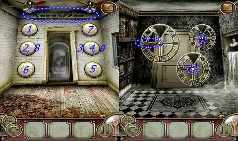 Escape the Mansion Level 21 22 23 24 25 Walkthrough