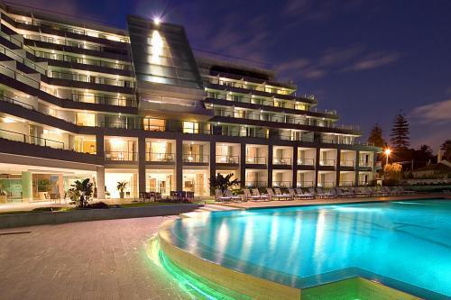 Hotel de cinco estrelas Hotel+miragem+piscine