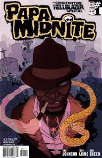 Cover of Hellblazer Special: Papa Midnite #1