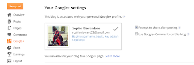 Membuat Komentar Google+ Pada Blog