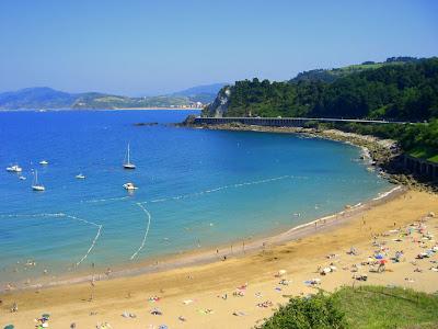 Beach of Getaria