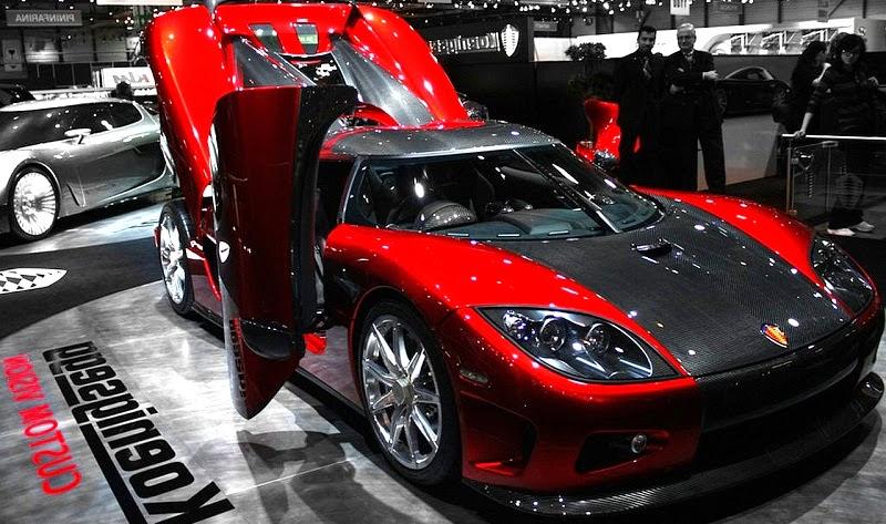 Koenigsegg CCX Wallpaper