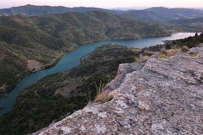 Siurana reservoir