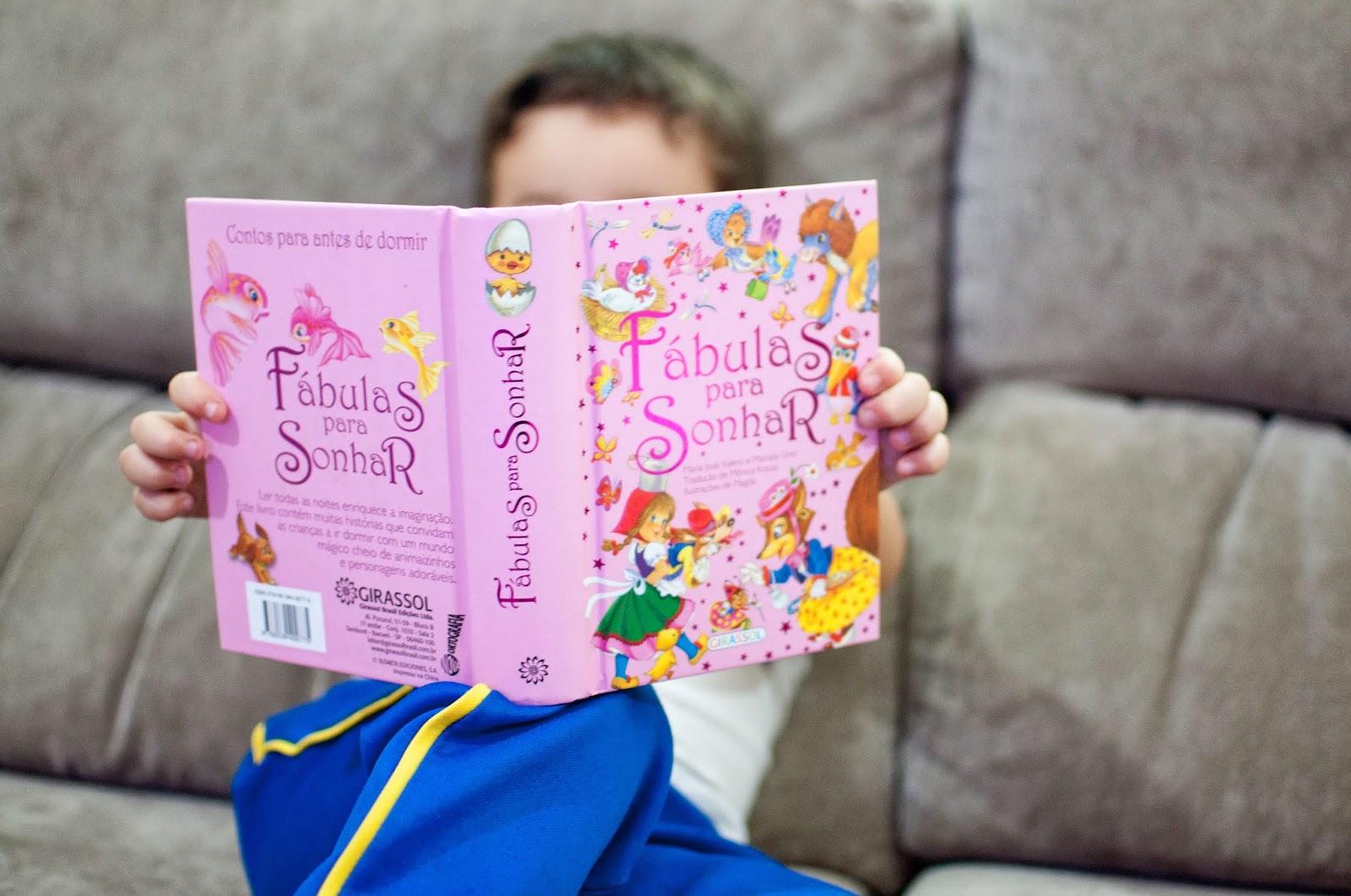 Livro Infantil - Livros para Sonhar