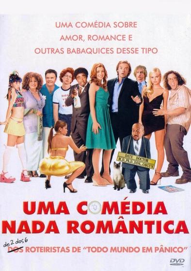 Baixar Filme Uma Comédia Nada Romântica DVDRip AVI Dual Áudio