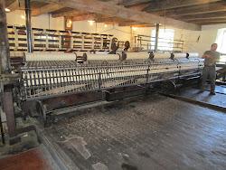 la Mull Jenny à voir à la filature des calquieres à Langogne