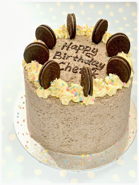 Cherie Kelly's Most Popular Oreo Cake