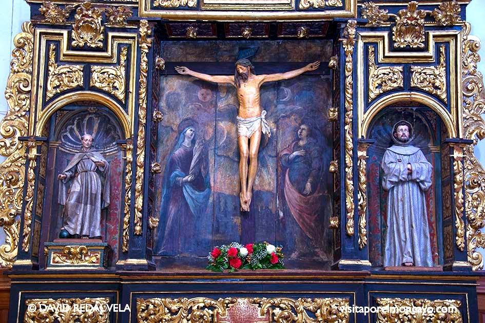 Cristo de los Panes Basílica de la Virgen de los Milagros de Agreda