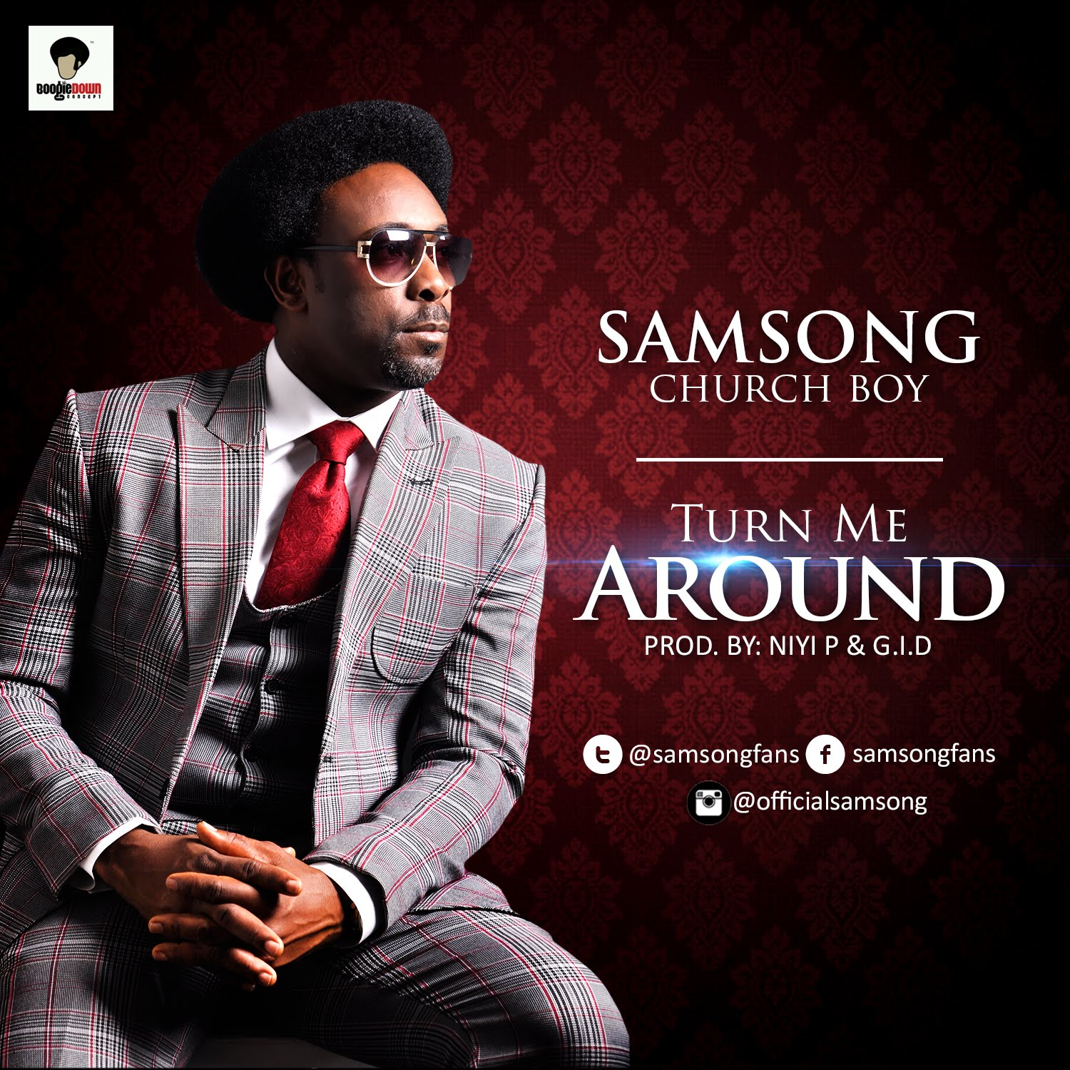 Turn Me Around-Samsong