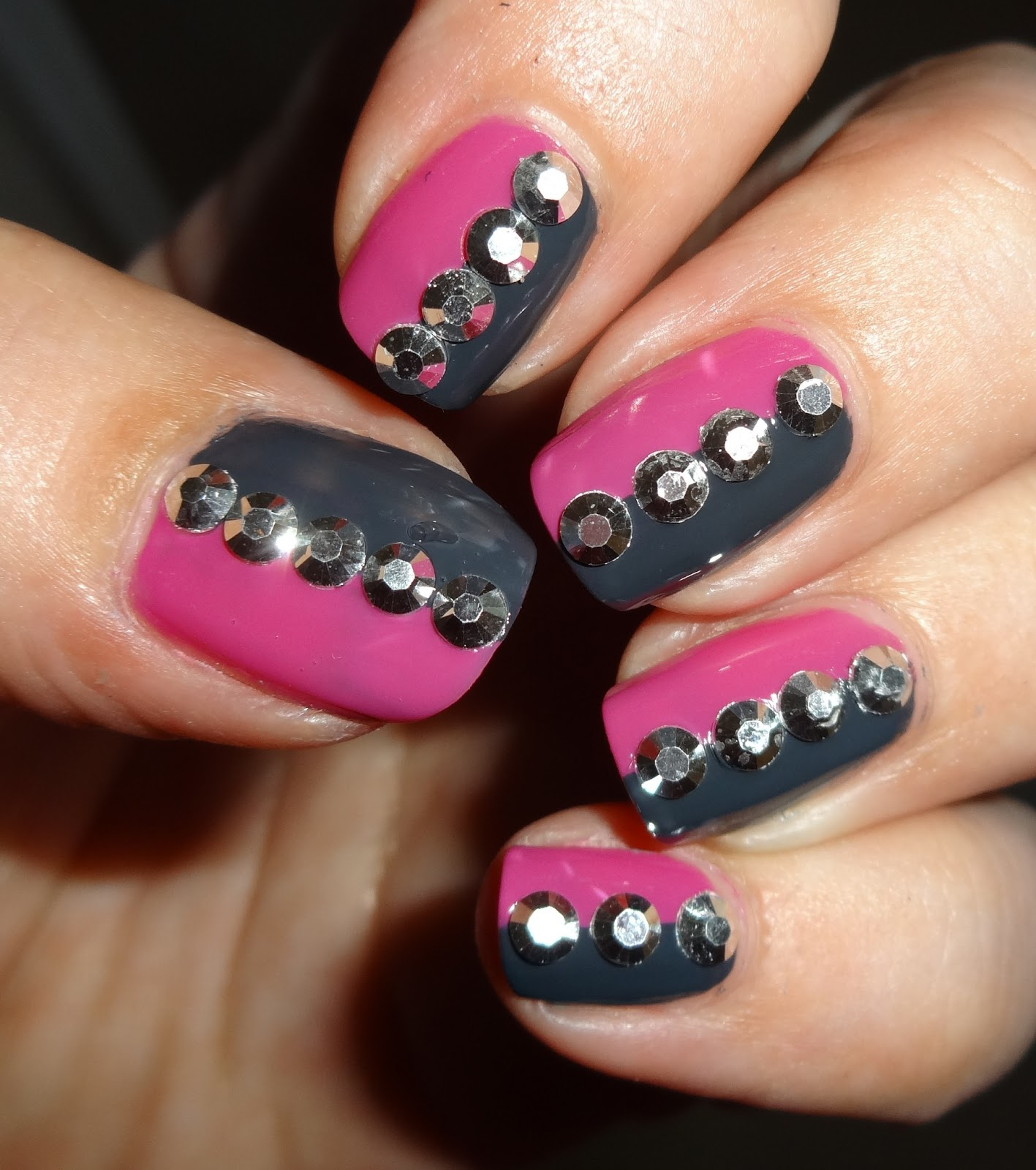 Wendy\'s Delights: Bad Apple Cosmetics - Nail Polish Review - Misty ...