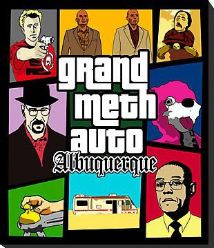 Las imagenes graciosas del día - Página 10 Grand_meth_auto_albuquerquer_breaking_bad_grand_theft_auto
