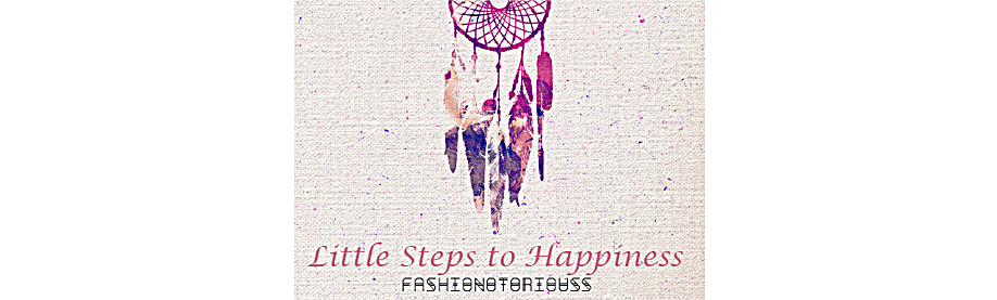 Little Steps To Happiness