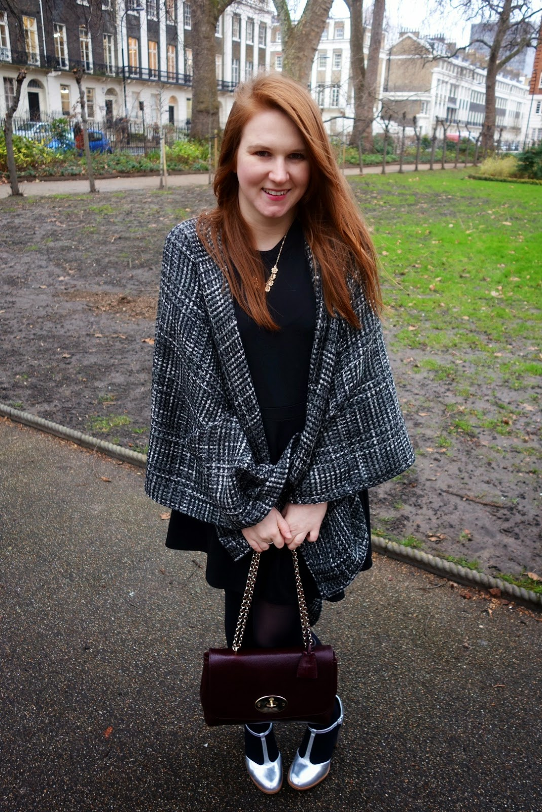 cape fashion blogger outfit style england london handmade mulberry