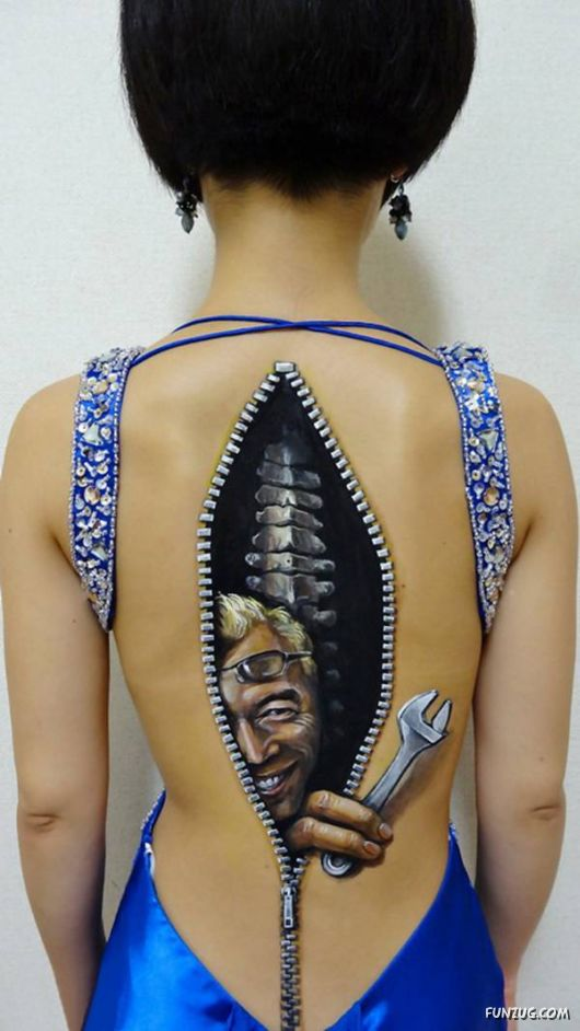 The Best 3D tattoos ever you have seen