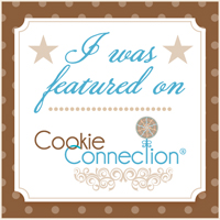 I Was Featured on Cookie Connection!