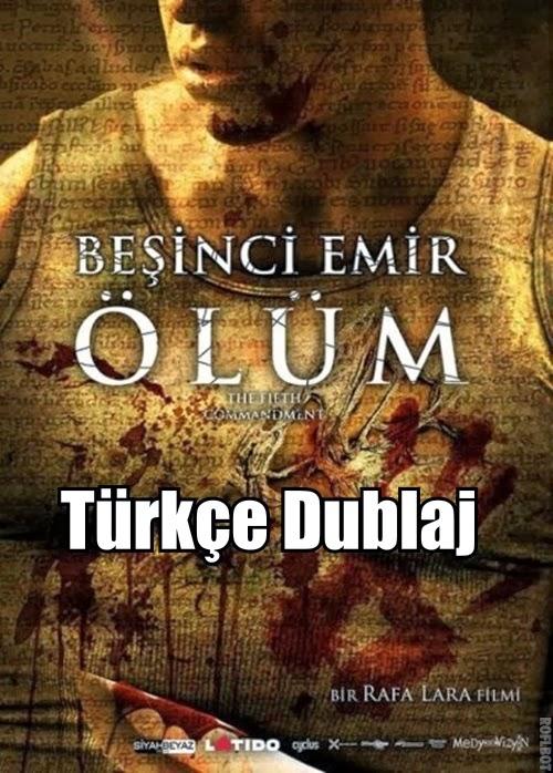 Beşinci Emir: Ölüm 2012 Türkçe Dublaj Tek Link Film İndir