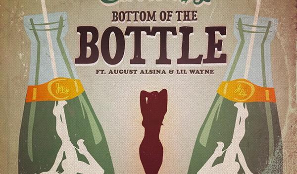 Curren$y – Bottom of the Bottle (feat. Lil Wayne & August Alsina)