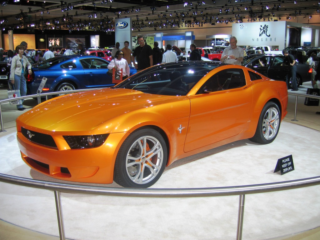 Mustang 2011