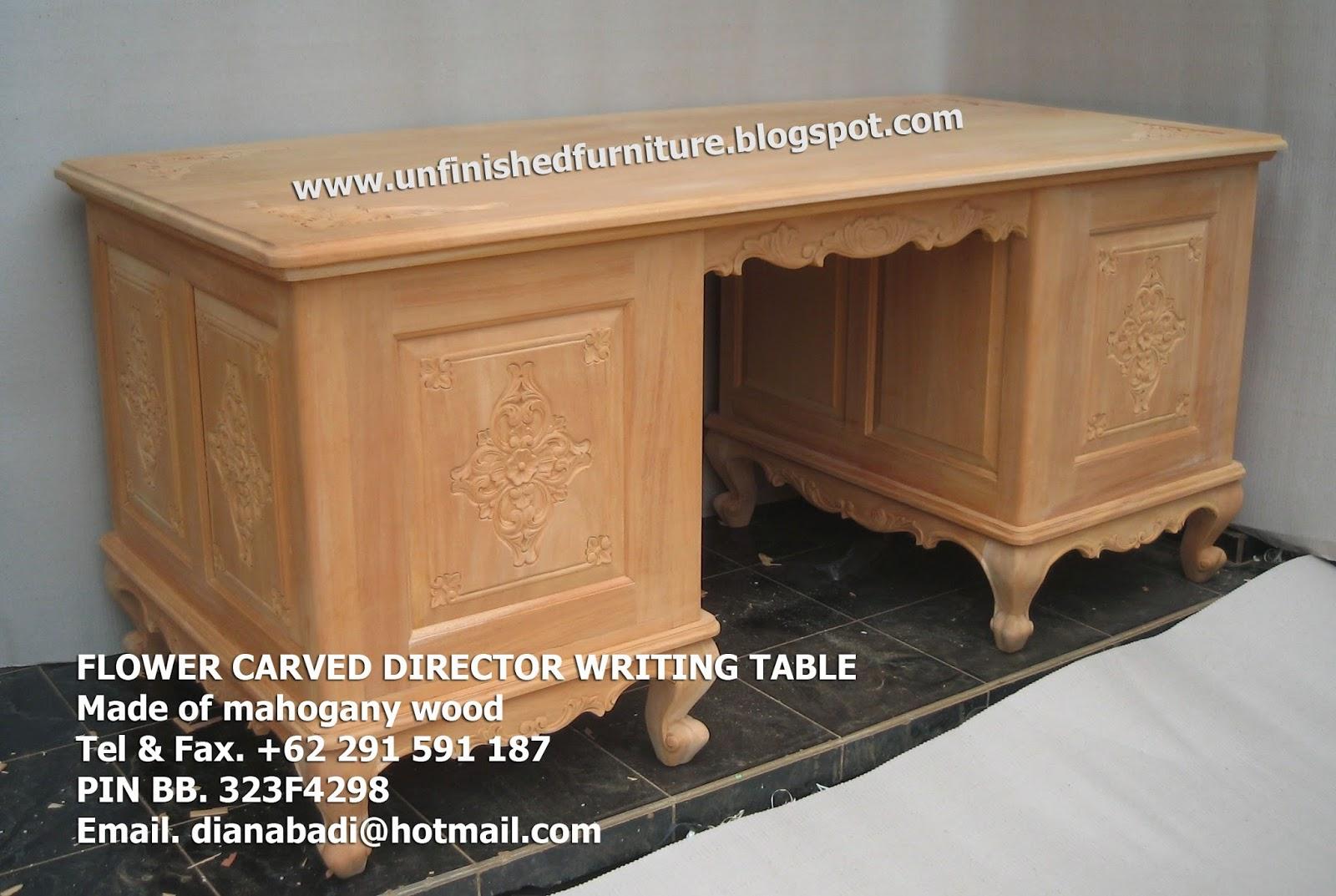 Mebel Klasik furniture klasik, meja tulis director, meja tulis mewah director, meja tulis ukir klasik director, meja tulis solid director, meja tulis director partner desk