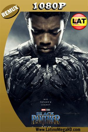 Pantera Negra (2018) Latino HD BDREMUX 1080P ()
