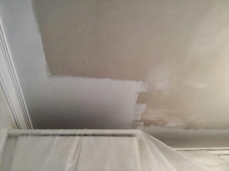 Pintura y decoraci n for Pintar techo cocina
